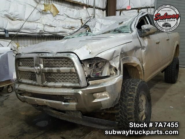 Used Parts 2014 Dodge Ram 2500 Laramie 4x4 Subway Truck Parts Inc Auto Recycling Since 1923