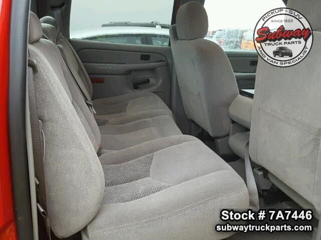 service manual 2006 chevrolet avalanche front seat. Black Bedroom Furniture Sets. Home Design Ideas