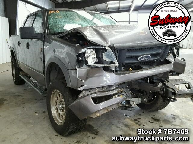 used parts 2004 ford f150 fx4 5 4l 4x4 subway truck parts inc auto recycling since 1923. Black Bedroom Furniture Sets. Home Design Ideas