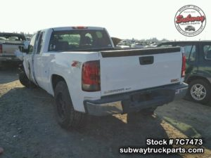 Used GMC Sierra 1500 Parts Sacramento