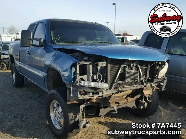 used parts 2002 gmc sierra 1500 5 3l 4x4 subway truck parts inc auto recycling since 1923 subway truck parts
