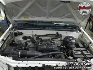 Salvage 2005 Toyota Tundra 4.7L 2UZFE Engine