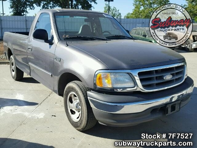Used Parts 2002 Ford F150 4 2l V6 4x2 Subway Truck Parts
