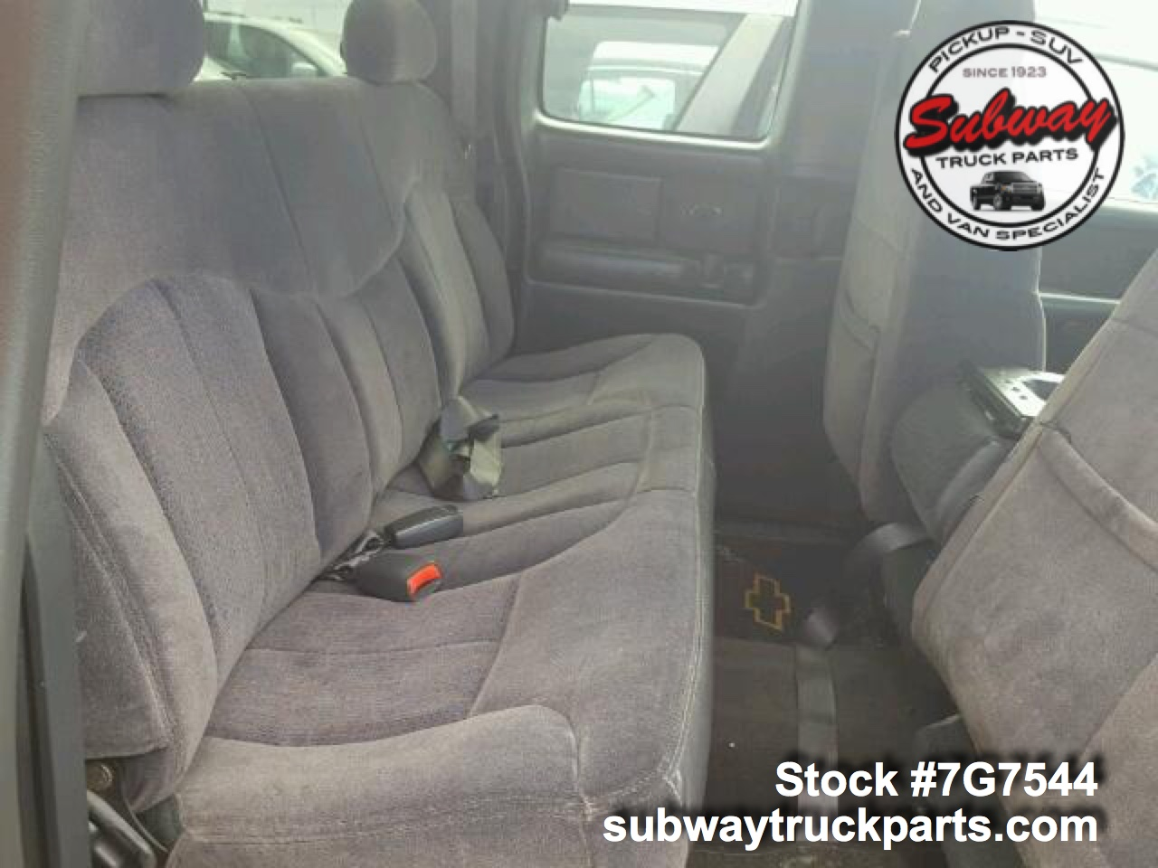 Used Parts 2002 Chevrolet Silverado 1500 4.8L 4x2 | Subway ...