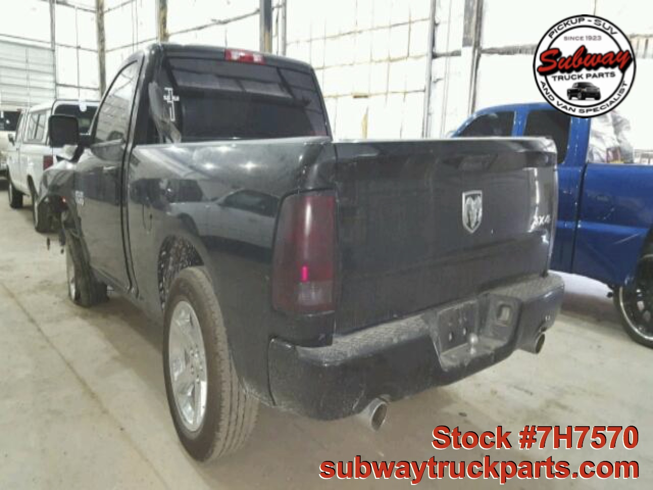 used parts 2016 dodge ram 1500 5 7l hemi 4x4 subway truck parts inc auto recycling since 1923. Black Bedroom Furniture Sets. Home Design Ideas