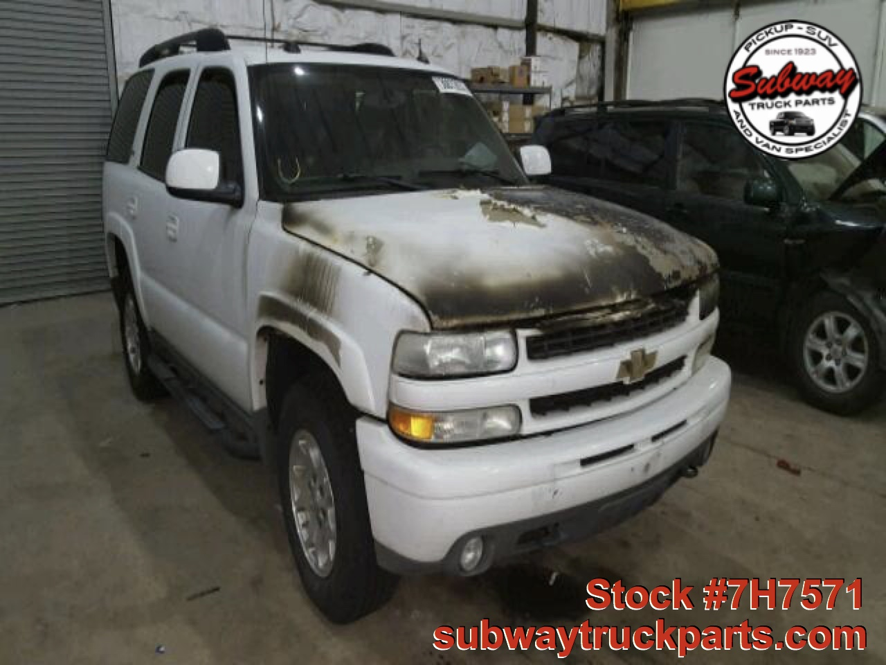 Used Parts 2005 Chevrolet Tahoe 5.3L Z71 4×4