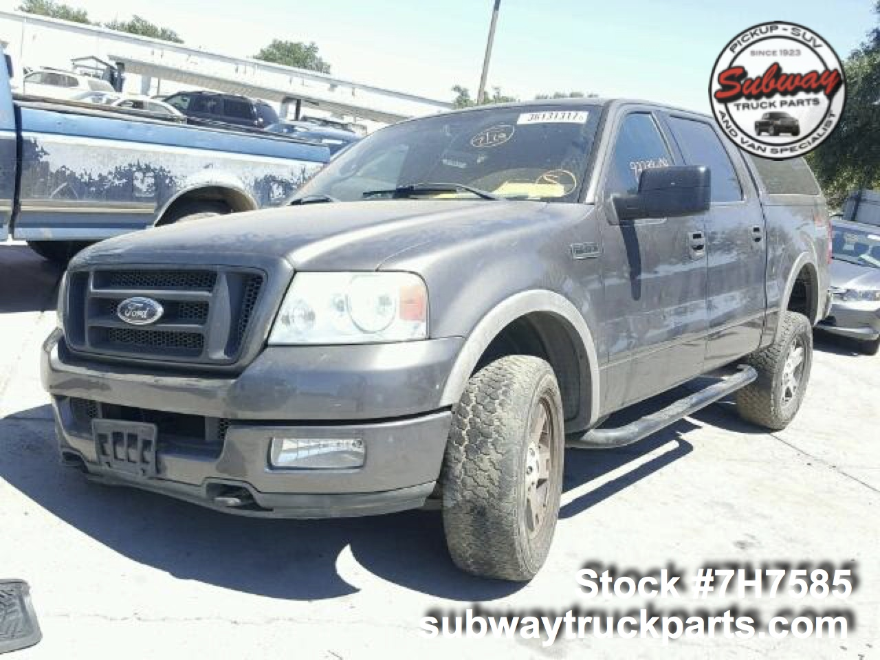 Used Parts 2004 Ford F150 5 4l Fx4 4x4