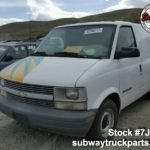 Used Parts 2000 Chevrolet Astro Van 4.3L AWD