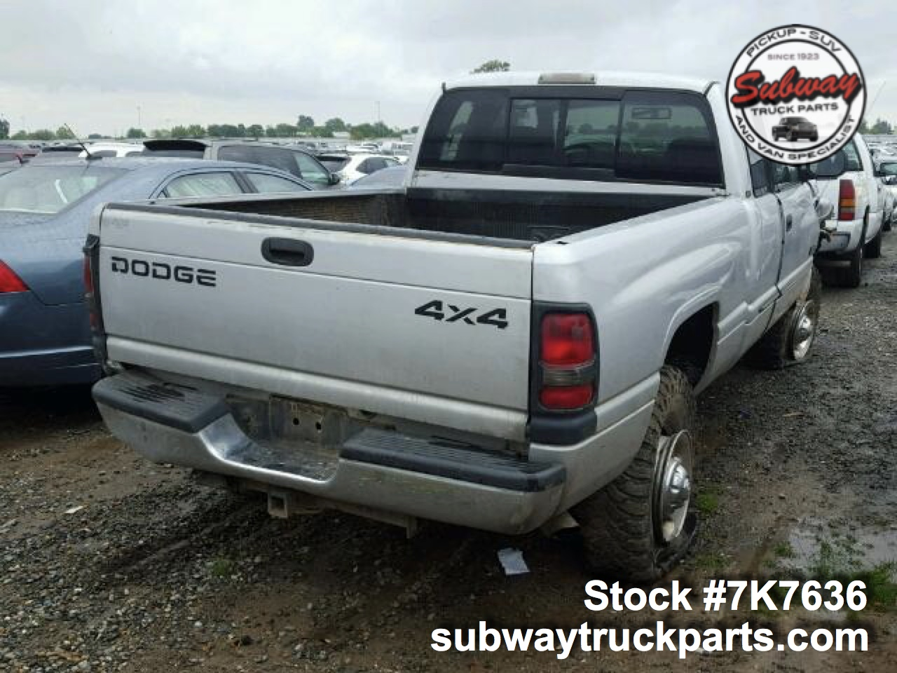 used 2002 dodge ram 2500 5 9l parts sacramento subway truck parts. Black Bedroom Furniture Sets. Home Design Ideas
