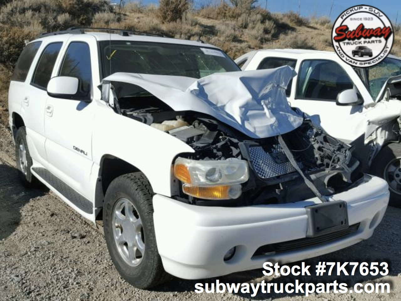 2004 Gmc Yukon Denali Parts Diagram Electrical Wiring House Engine Used 6 0l Awd Subway Truck Rh Subwaytruckparts Com 1999 Motor Diagrams Door