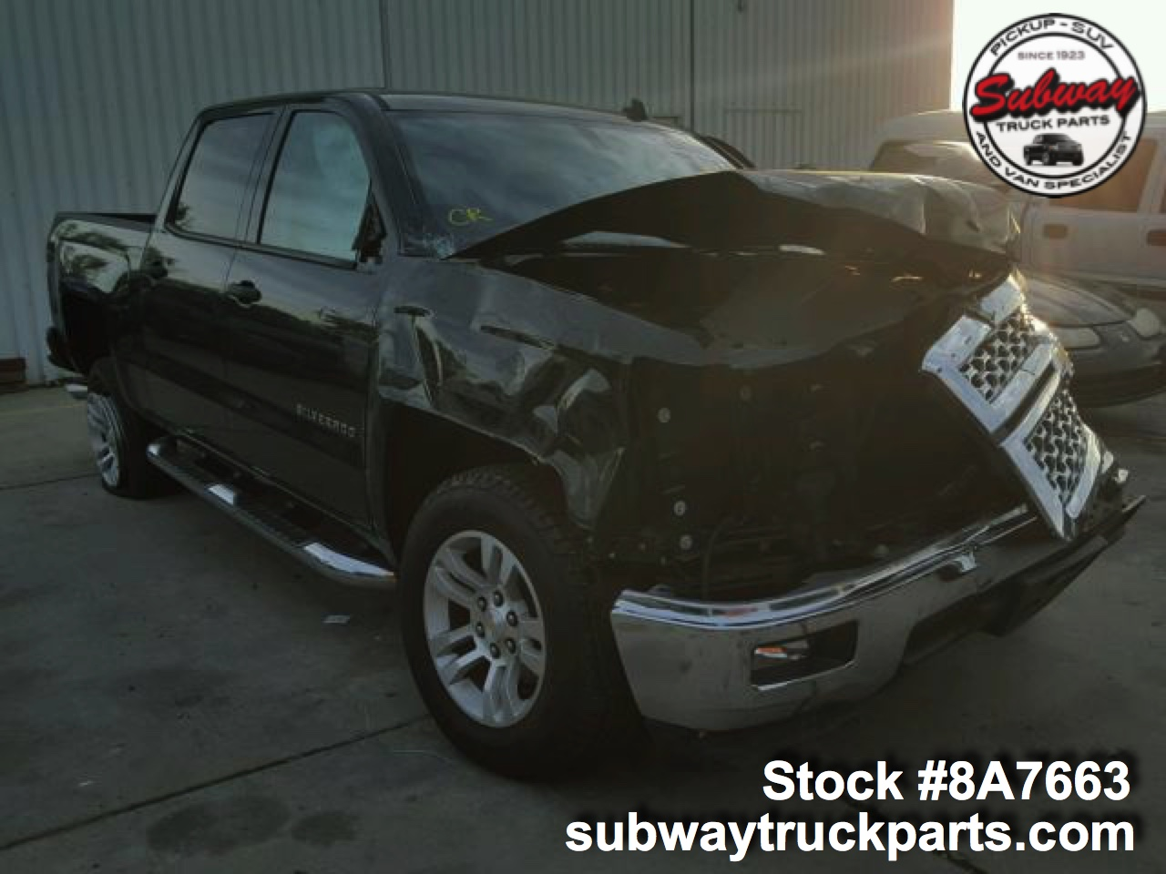 Used 2014 Chevrolet Silverado 1500 Parts For Sale Subway