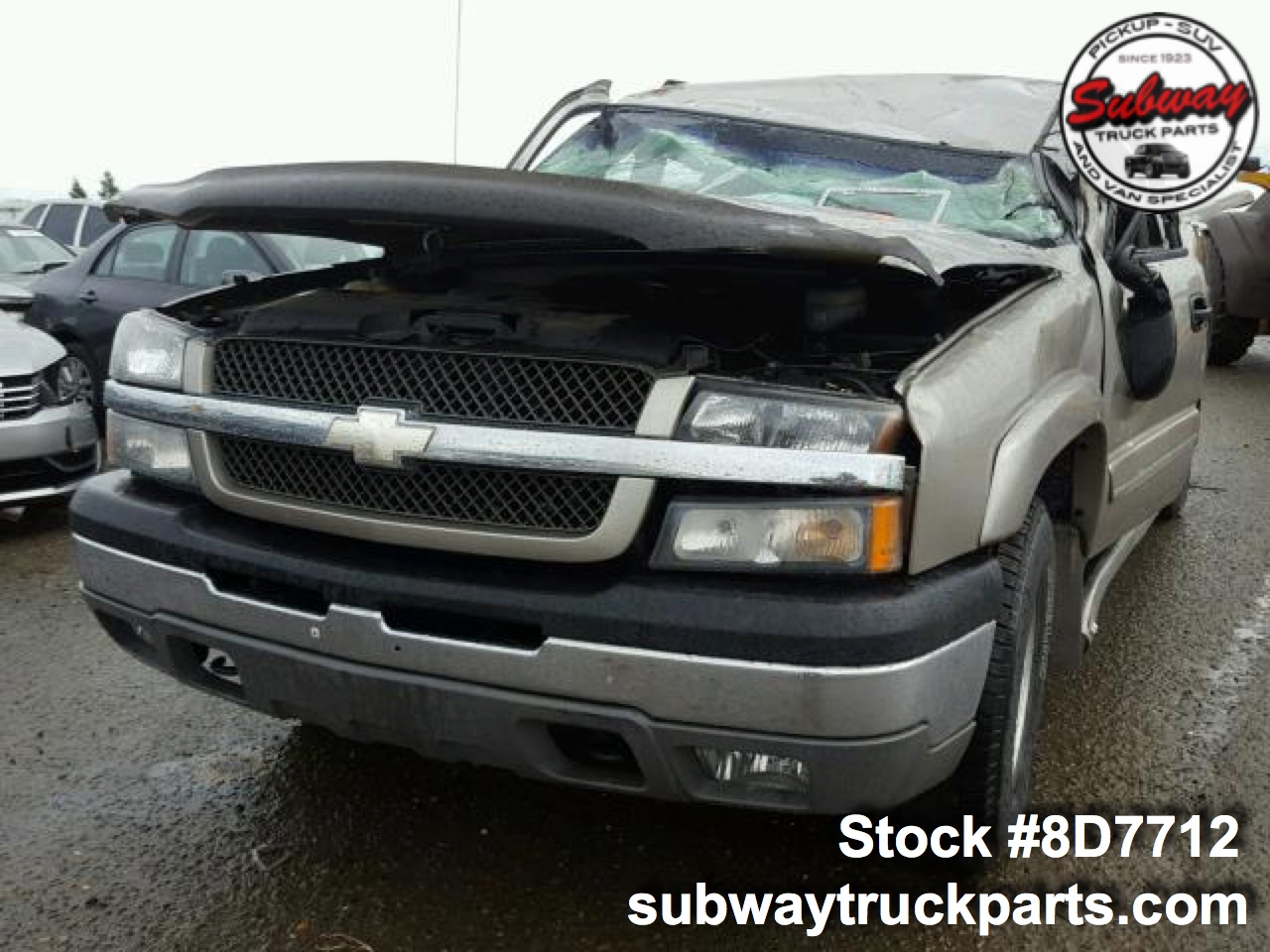 Used Parts 2003 Chevy Silverado 1500