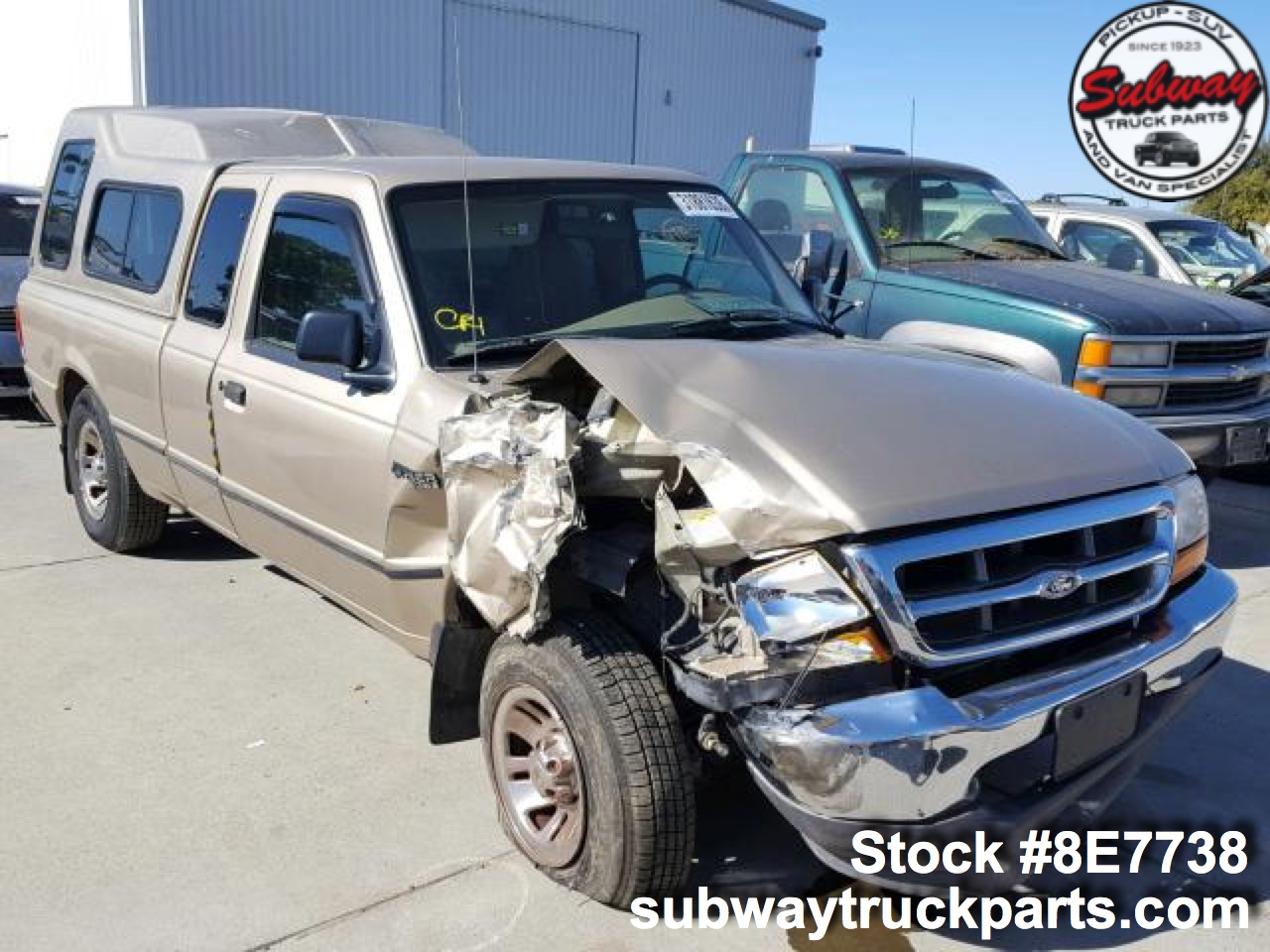 Used parts 1999 ford ranger xlt 3 0l 4x2