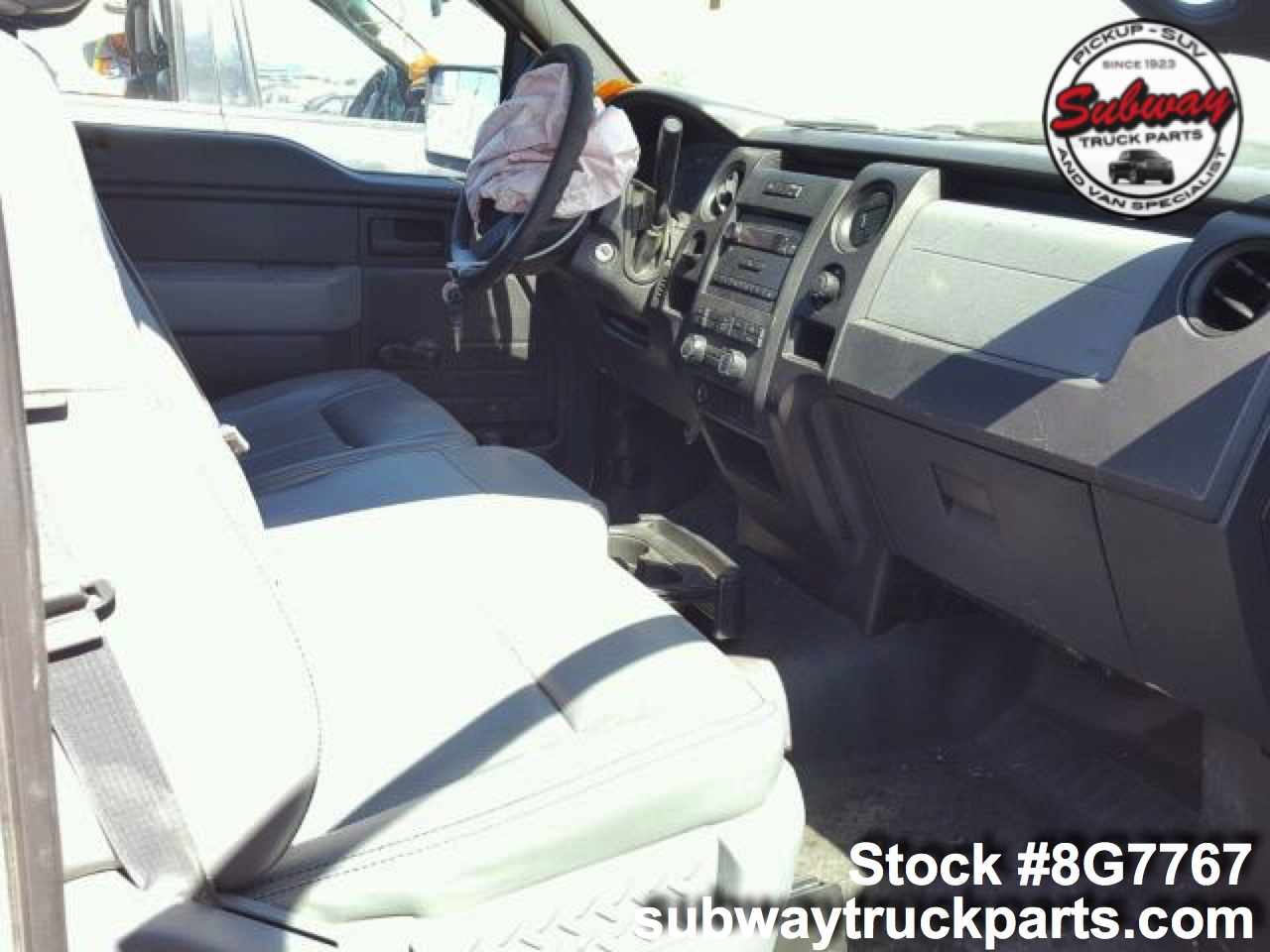 Used Parts 2013 Ford F150 3.7L 4x2 | Subway Truck Parts