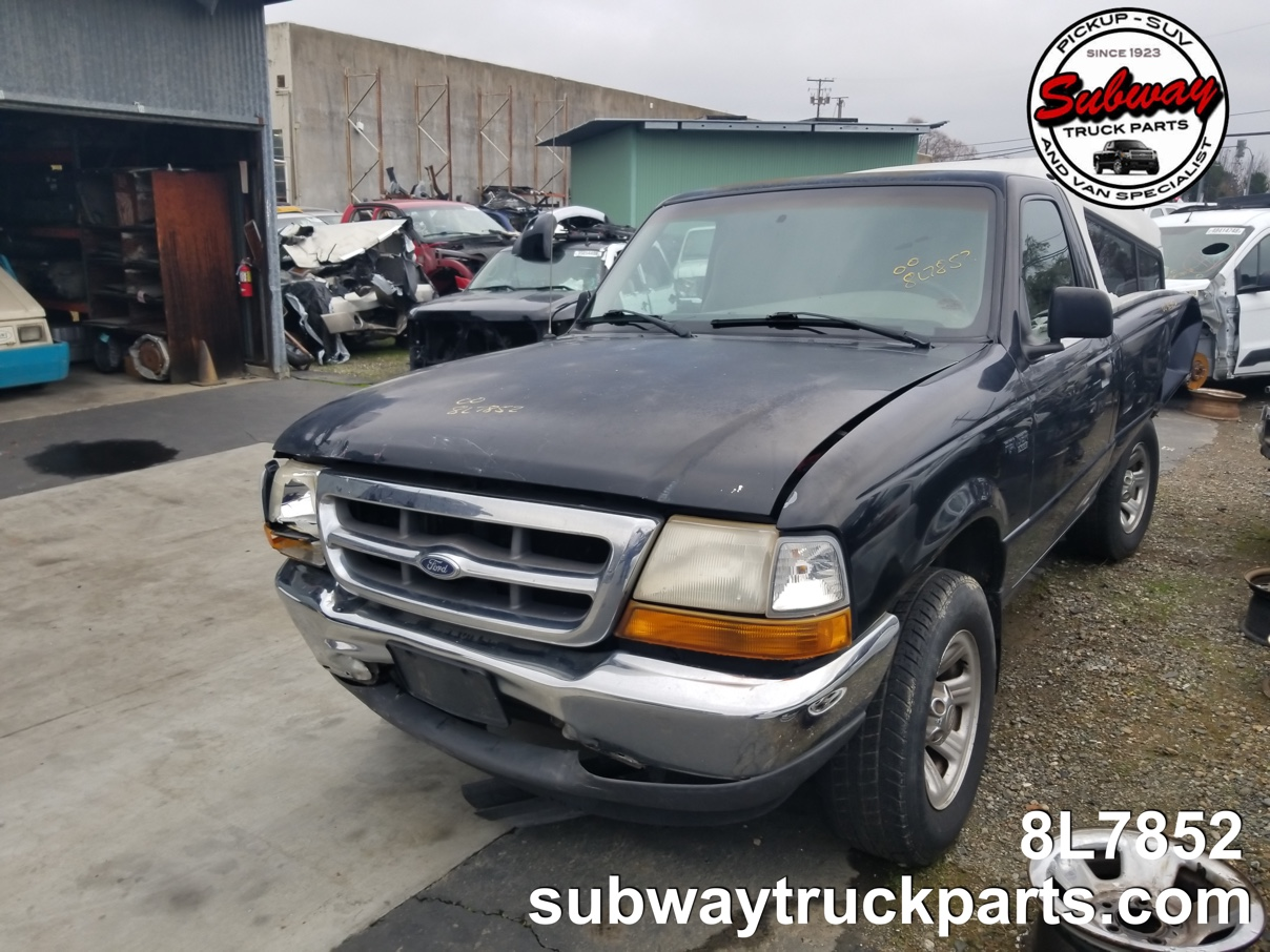 Used Parts 2000 Ford Ranger Xlt 2 5l 4x2 Subway Truck Parts