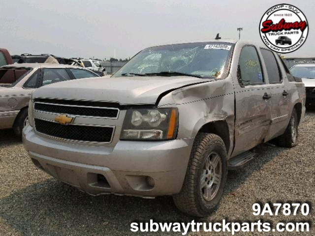 avalanche 2007 parts chevrolet 3l 4x4 truck send friend print