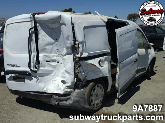 Used Ford Transit Connect >> Used Parts 2017 Ford Transit Connect Van 2.5L | Subway Truck Parts