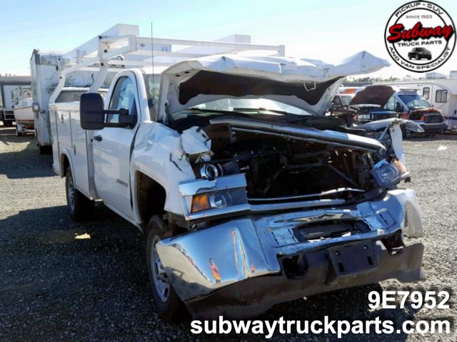Used Parts 2017 Chevrolet Silverado 2500 6 0l 4x2 Subway Truck Parts Inc Auto Recycling Since 1923