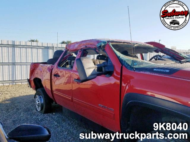 Used Parts 2013 Chevrolet Silverado 2500 6.0L 4x2 | Subway ...